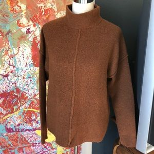 Universal Thread Mock Turtleneck Sweater, XS